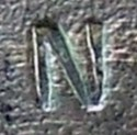 WMF Serviettenring Marke ca.1910 - ca.1925