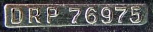 WMF Marke für Argentan ca.1898 - ca.1903