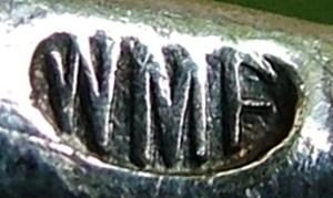 WMF Mark ca.1886 - ca.1895