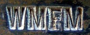 WMF Marke ca.1886 - ca.1903