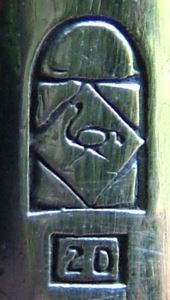 WMF Sondermarke ca.1920 - ca.1925