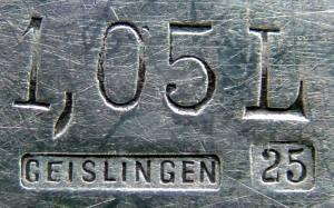 WMF Marke ca.1898 - ca.1903
