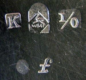 WMF Marke ca.1910 - ca.1925