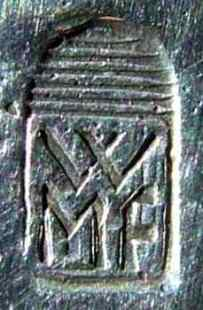WMF in einem teilweise gestrichelten Bogen