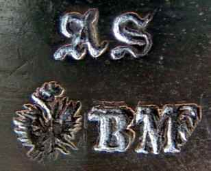Die BMF-Marke der Berndorf Metallwaren Fabrik von 1870 bis 1880