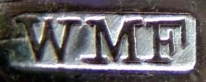 WMF Export Hohlwarenmarke
