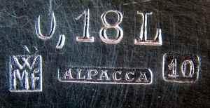 WMF Marke ca.1920 - ca.1930