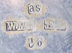 WMF Mark ca.1895 - ca.1903
