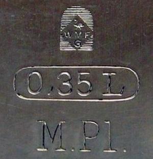 WMF Marke ca.1909 - ca.1930